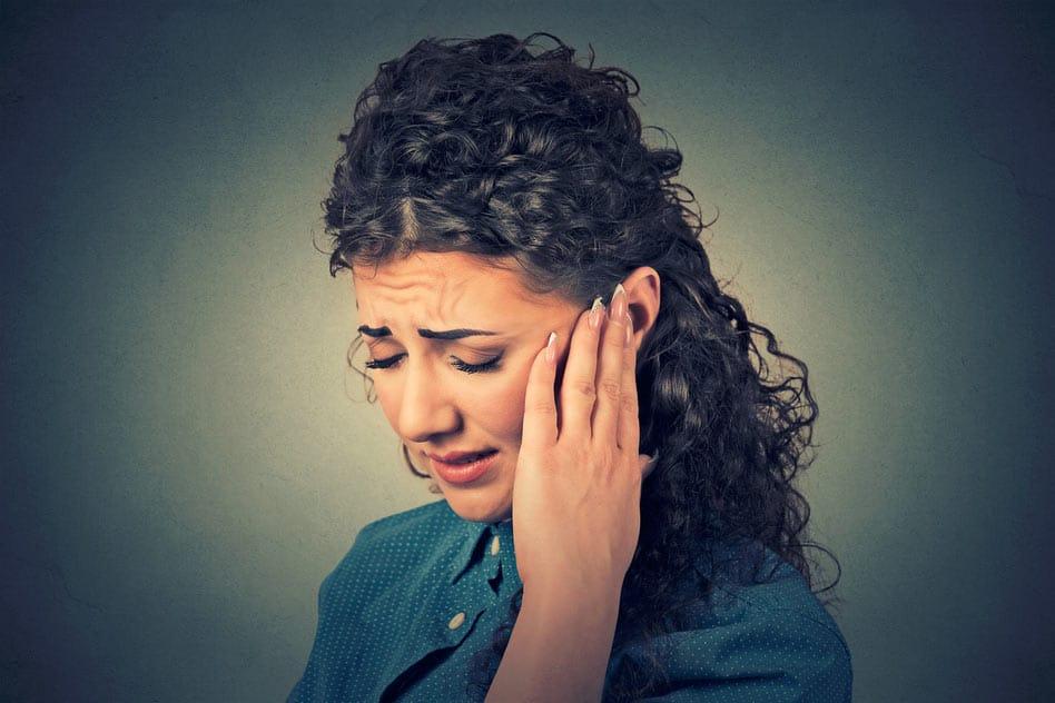 Chronic Ear Pain and Tinnitus