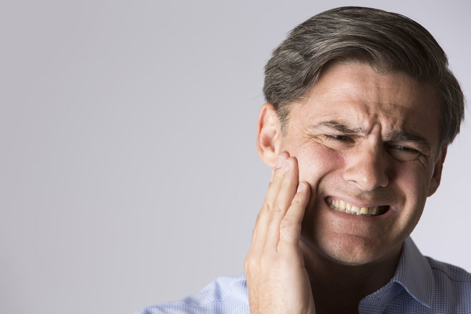 Jaw Pain Related to TMJ/TMD
